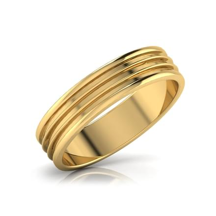 Clark Gold Band for Him