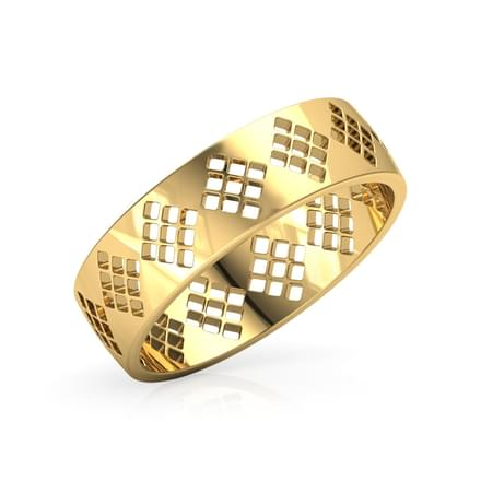 Grid Cutout Ring