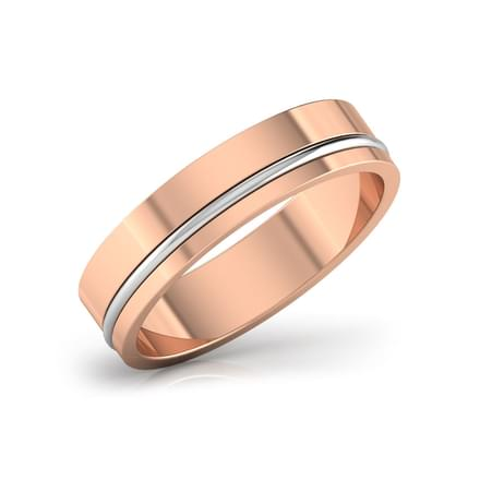 Allure Gold Band for Him