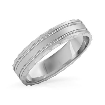 James Platinum Band for Him