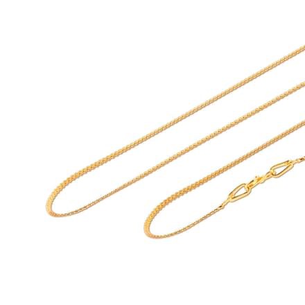 Divine Cable Gold Chain