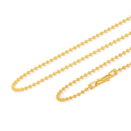 Allure Ball Gold Chain