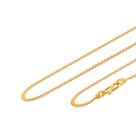 Zeal Link Gold Chain