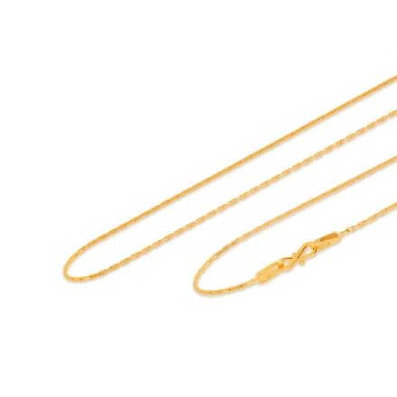 Vogue Link Gold Chain