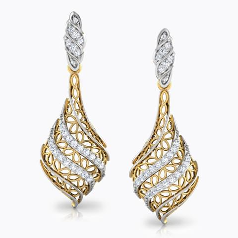 17 Jhumka Earrings Designs, Buy Gold and Diamond Jhumka