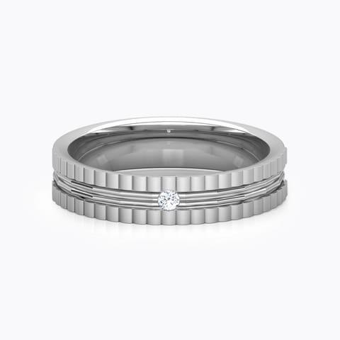 110e20a25e2a7 27 24 Bands Rings Designs, Buy Price @ 18848 - CaratLane.com