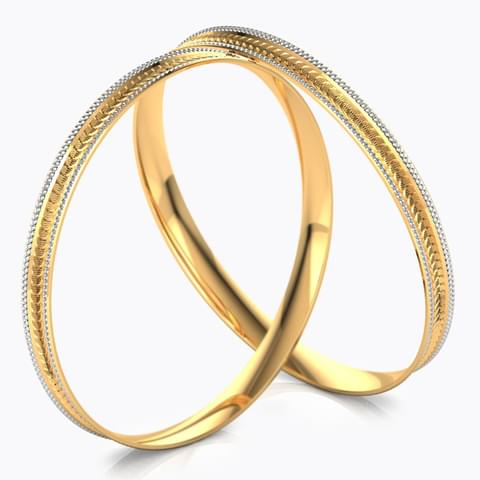 Gold Bangles For Women