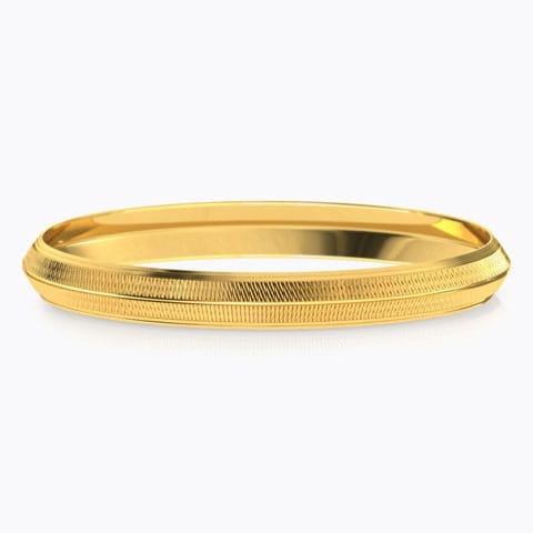 Gagan Gold Kada For Him Jewellery India Online Caratlane Com