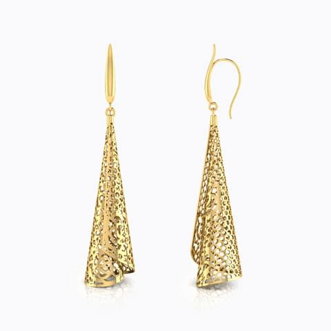 bfea7e6099013 Gold Drop Earrings