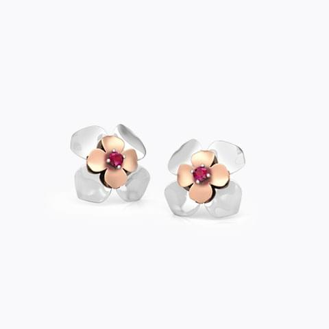 20dd6fa3e0ac1e 84 Studs And Tops Gold Earrings Designs, Buy Price @ 3047 ...