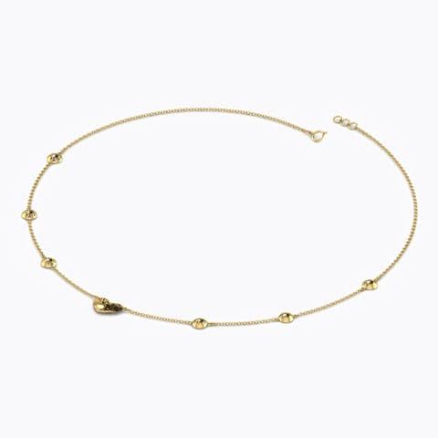 Lesley Cutout Necklace