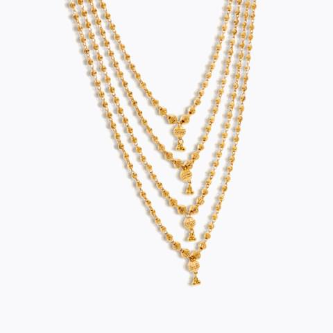 Grandeur Layered Necklace