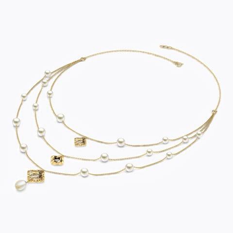 Nelia Cutout Necklace