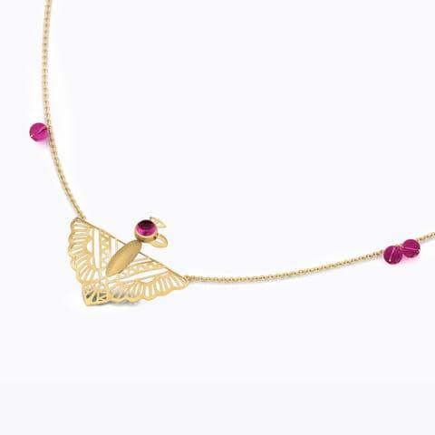 Zyena Pinion Necklace