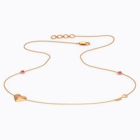 Allure Love Lock Necklace