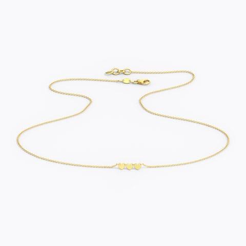 Minimalistic Love Necklace
