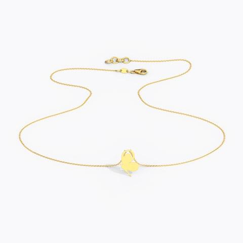 Minimalistic Fairy Necklace