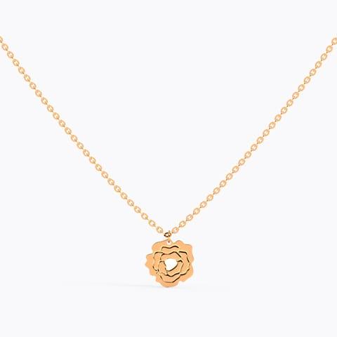 Cherish Floret Necklace