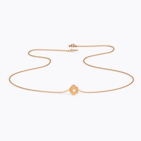 Cherish Floret Necklace hover
