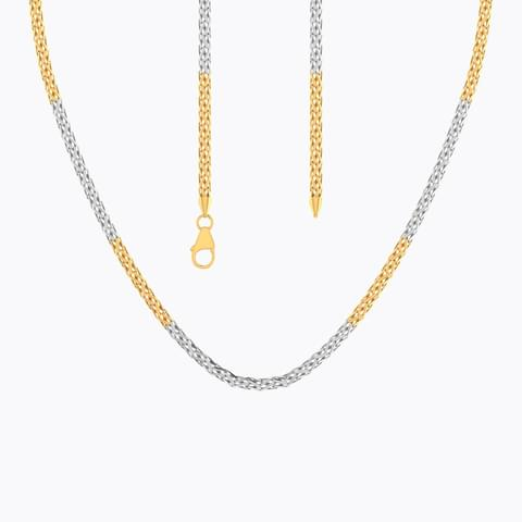 9 Gold Chain Designs for Men Online Starting at Rs  23151