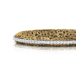Guilia Trellis Bangle