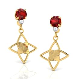 Astral Beauty Stud Earrings
