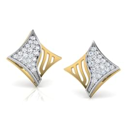 Ombre Diamond Earrings