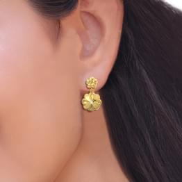 Sisyrin Sparkle Earrings