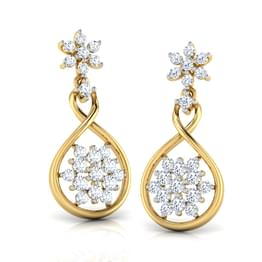 Classic Cluster Earrings