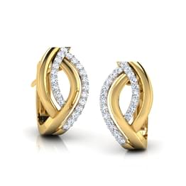 Maliza Overlap Earrings