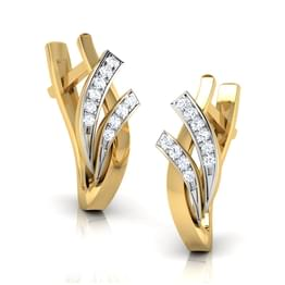 Lara Entwined Earrings