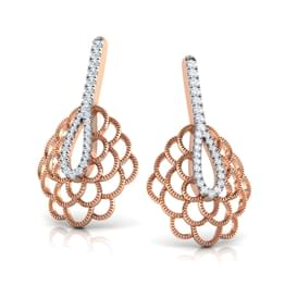 Lara Droplet Drop Earrings