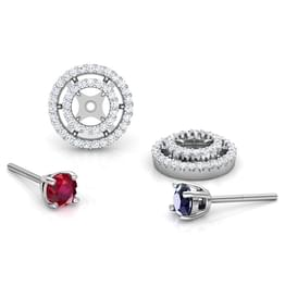Encircle Multi-Style Stud Earrings