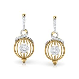 Sphere Dome Jhumkas
