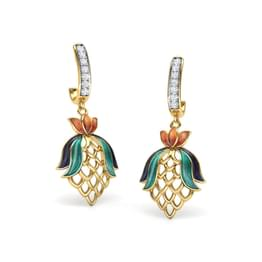 Alina Tulip Drop Earrings