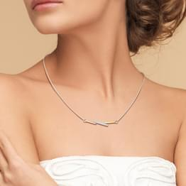 Tivona Bar Necklace