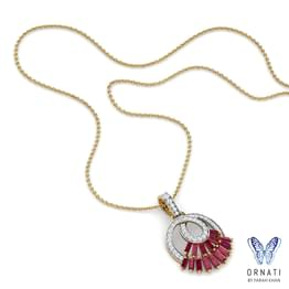 Calli Steallate Necklace