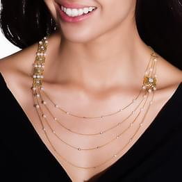 Kylie Layered Necklace