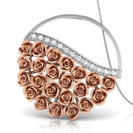 Bed of Rose Pendant
