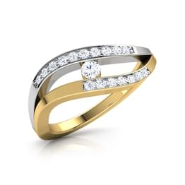 Fantasy Diamond Ring