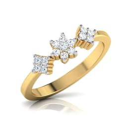 Dazzle Burst Ring