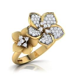 Jonquille Floral Ring