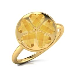 Citrine Elite Ring