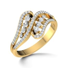 Galax Diamond Ring