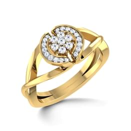 Serena Diamond Ring
