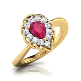 Stella Ruby Ring