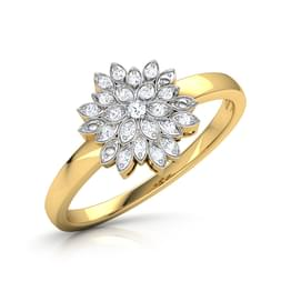 Jokia Star Burst Ring