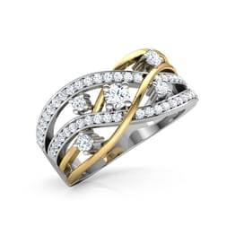Susie Twine Diamond Band
