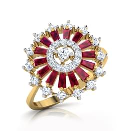 Donna Rosy Ring