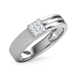 buy platinum rings for price starting rs